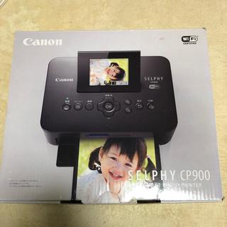 キヤノン(Canon)のCanon SELPHY CP900 ブラック(その他)