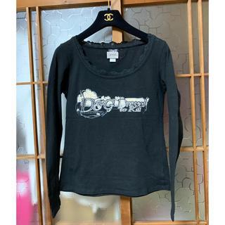 ディーアンドジー(D&G)のD&G 長袖Tシャツ(Tシャツ(長袖/七分))