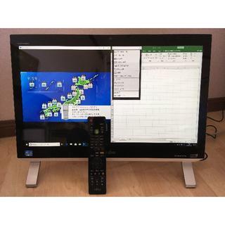 FH56/KD i7-3630 8G 2T 3波TV 21.5型 Win10 O(デスクトップ型PC)