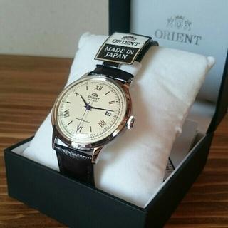 オリエント(ORIENT)の新品未使用  オリエント バンビーノ 自動巻き(腕時計(アナログ))