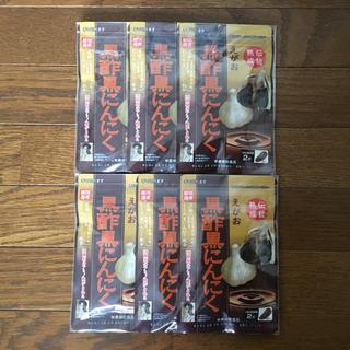エガオ(えがお)のえがお 黒酢黒にんにく 62粒×6袋(その他)
