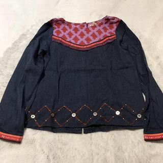 スコッチアンドソーダ(SCOTCH & SODA)のSCOTCH&SODA スコッチ&ソーダ 子供服 カットソー ロンT シャツ(Tシャツ/カットソー)
