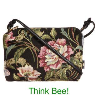 シンクビー(Think Bee!)のThink Bee! プロント ポシェット スマトラ(ベージュ)(ショルダーバッグ)