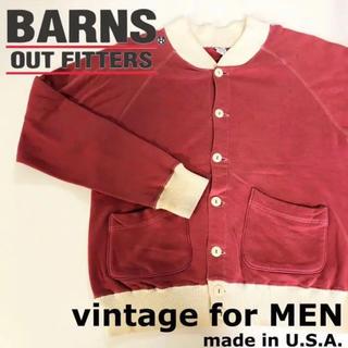 バーンズアウトフィッターズ(Barns OUTFITTERS)の▼ vintage U.S. BANRS sweat ▼(スウェット)
