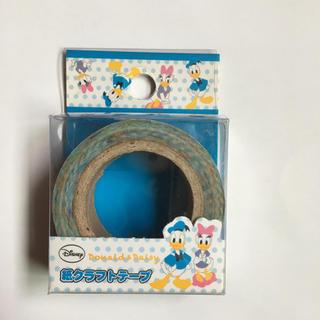 ディズニー(Disney)の新品 ディズニー クラフトテープ マスキングテープ(テープ/マスキングテープ)