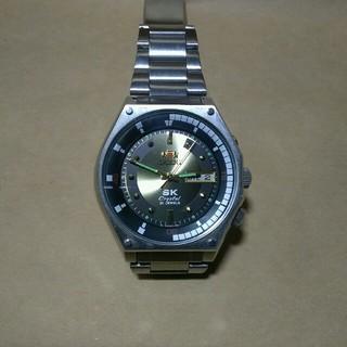 オリエント(ORIENT)のORIENT SKクリスタル オリエント(腕時計(アナログ))