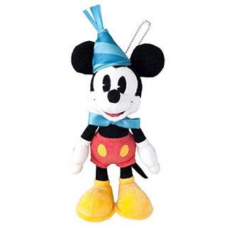 ディズニー(Disney)のミッキー 90周年 ぬいば(ぬいぐるみ/人形)