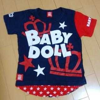 ベビードール(BABYDOLL)のBABYDOLL ベビードール T-shirt 120㎝(Tシャツ/カットソー)