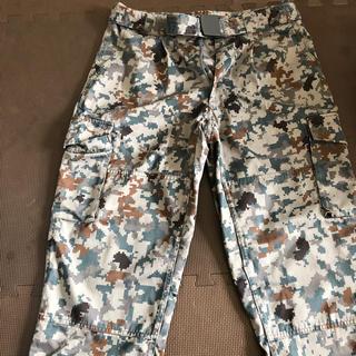 航空自衛隊迷彩ズボンです(個人装備)