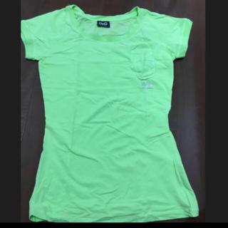 ディーアンドジー(D&G)の美品 D&G レディースTシャツ(Tシャツ(半袖/袖なし))