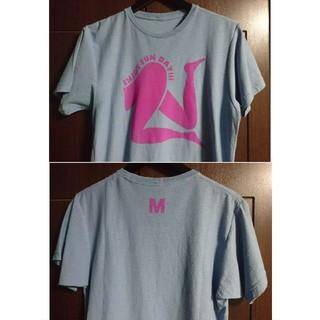 エム(M)のCUORE 限定 Mエム ENJOY FUN DAY crew neck tee(Tシャツ/カットソー(半袖/袖なし))