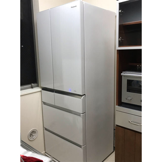 Panasonic - 3/26までの出品です!冷蔵庫 NR-F502PV-W Panasonic