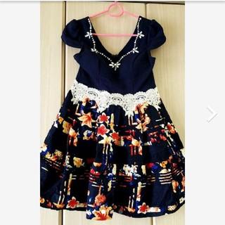 デイジーストア(dazzy store)のミニドレス ワンピース(ナイトドレス)
