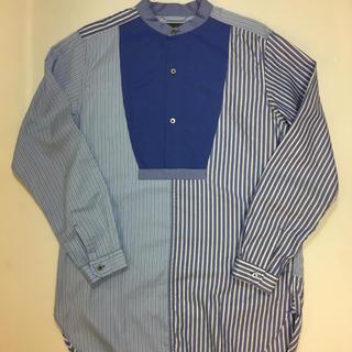 エンジニアードガーメンツ(Engineered Garments)の定価3万位 48 nigel cabourn ナイジェル ケーボン ロングシャツ(シャツ)