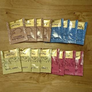 トワイニング紅茶 ティーバッグ 16袋(茶)