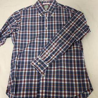 インディヴィジュアライズドシャツ(INDIVIDUALIZED SHIRTS)のKEATON CHASE キートンチェイス ポプリン ボタンダウン シャツ(シャツ)
