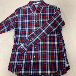 インディヴィジュアライズドシャツ(INDIVIDUALIZED SHIRTS)のKEATON CHASE キートンチェイス ツイル ボタンダウン シャツ(シャツ)