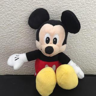 ミッキーマウス - ミッキー ぬいぐるみ