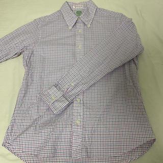 インディヴィジュアライズドシャツ(INDIVIDUALIZED SHIRTS)のKEATON CHASE キートンチェイス  OX ボタンダウン シャツ(シャツ)
