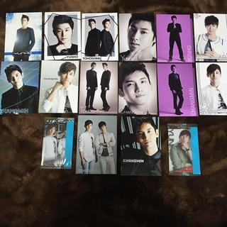 トウホウシンキ(東方神起)の東方神起 セブンイレブン限定 フォトセット&カード(K-POP/アジア)