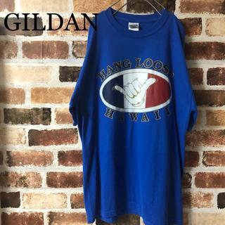 ギルタン(GILDAN)の[ GILDAN ]ギルダン Tシャツ HANG LOOSE HAWAII(Tシャツ/カットソー(半袖/袖なし))