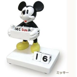 Disney - ミッキー デスクトップカレンダー サイコロ カレンダー 日めくり Disney