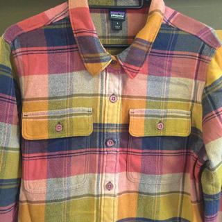 パタゴニア(patagonia)のPatagonia チェックシャツ(シャツ/ブラウス(長袖/七分))