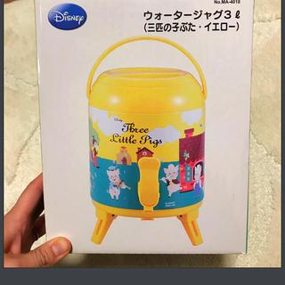 ディズニー(Disney)のウォータージャグ 水筒 3リットル ディズニー 春 ピクニック(その他)