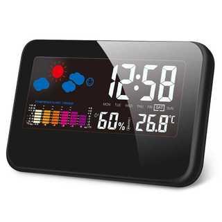 デジタル湿度計 温度計(置時計)