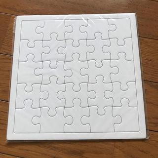 ムジルシリョウヒン(MUJI (無印良品))の無印 パズル型 色紙(日用品/生活雑貨)