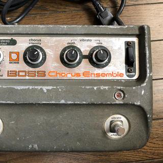 ボス(BOSS)のBOSS CE-1(エフェクター)