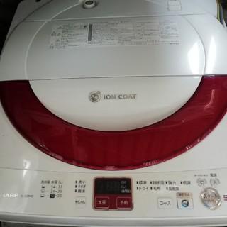 SHARP 洗濯機5.5kg(洗濯機)