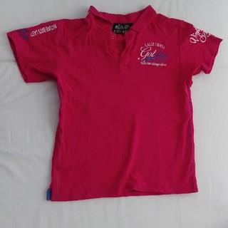 ガッチャ(GOTCHA)のGOTCHA GOLF 140 ポロシャツ(Tシャツ/カットソー)