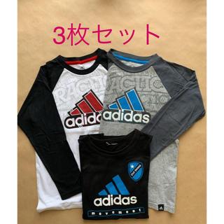 adidas - 【未使用品込み】アディダス Tシャツ 3枚セット