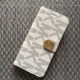 3f712c347a マイケルコース(Michael Kors)の箱なし 期間限定価格 iPhone7 8 ホワイト 手帳