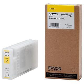 EPSON 純正 インクカートリッジ SC1Y35(OA機器)