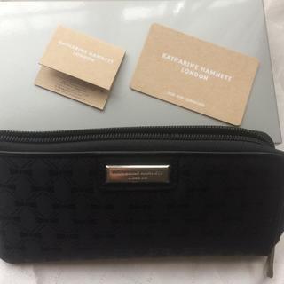キャサリンハムネット(KATHARINE HAMNETT)の新品未使用⭐️キャサリンハムネット長財布(財布)