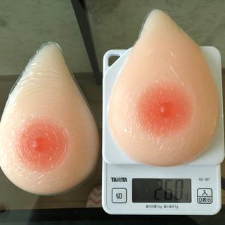 シリコンバスト 人口乳房(小道具)