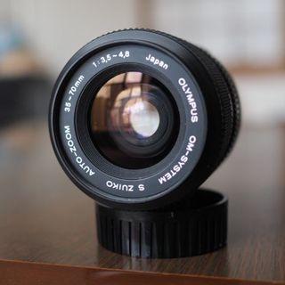 オリンパス(OLYMPUS)のOM-SYSTEM S.ZUIKO 35-70mm ズームレンズ(レンズ(単焦点))