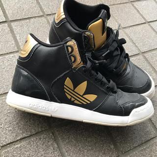 adidas - adidas adidas originals ハイカット スニーカー