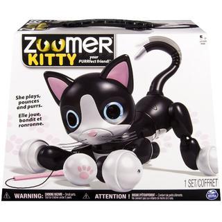 ズーマー キティ Zoomer Kitty Interactive Cat(トイラジコン)