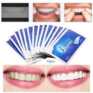 歯のホワイトニング 簡単オーラルケア ホワイトニングテープお試し14日分(その他)