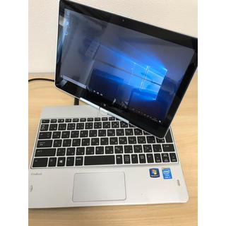 SSD タッチパネル搭載 HPノートパソコン(ノートPC)