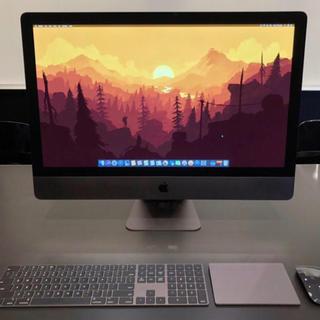 アップル(Apple)のiMac(デスクトップ型PC)