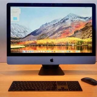 アップル(Apple)のiMacPro(デスクトップ型PC)