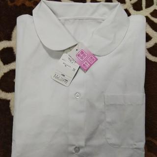 シマムラ(しまむら)の★新品☆ しまむら 女児スクールシャツ 半袖 160 ★(ブラウス)