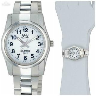 シチズン(CITIZEN)のシチズンQ&Q 腕時計 SOLARMATE ソーラー5気圧防水(腕時計)