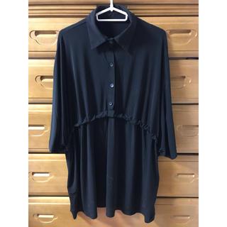 ズッカ(ZUCCa)の古着 変形シャツ(Tシャツ/カットソー(半袖/袖なし))