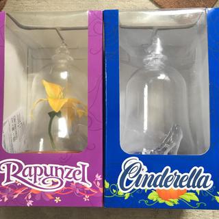 シンデレラ(シンデレラ)のディズニー シンデレラ ラプンツェル LEDライト ガラスの靴(キャラクターグッズ)