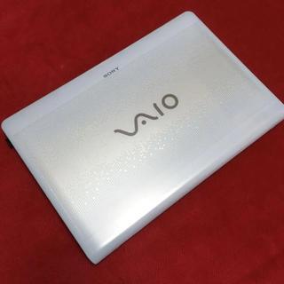 vaio  i5  4GB  SSD120GB  ブルーレイ(ノートPC)